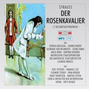 Der Rosenkavalier (2 Ga)-MP3