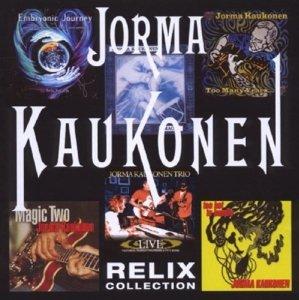 Kaukonen, J: Relix Collection