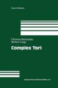 Complex Tori