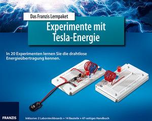 Experimente mit Tesla-Energie - Lernpaket