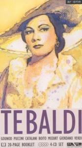 Renata Tebaldi (Various)