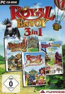 Royal Envoy 1in3 (Software Pyramide)