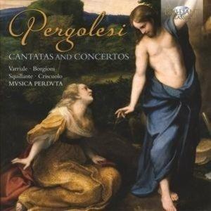 Cantatas And Concertos