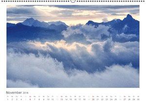 Montafon (Wandkalender 2016 DIN A2 quer)