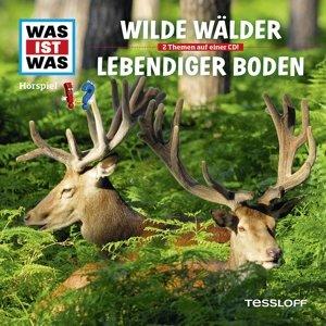 Was ist was Hörspiel-CD: Wilde Wälder/ Lebendiger Boden