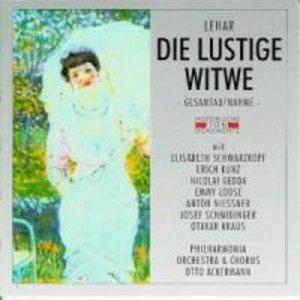 Die Lustige Witwe (GA)