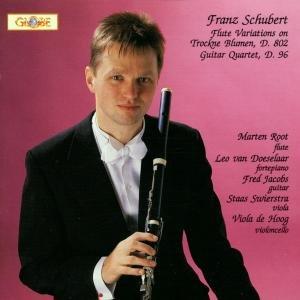 Flute Variations,D.802/Guitar Quintet D.96
