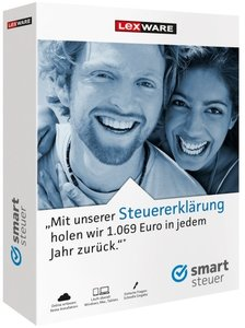 Smartsteuer 2015 (Code in a Box) - Online-Steuererklärung 2014
