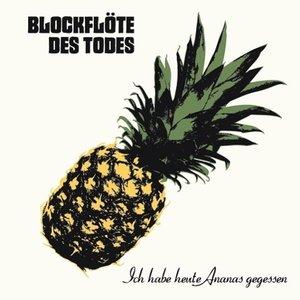 Ich Habe Heute Ananas Gegessen