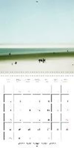 Colours of the Sea (Wall Calendar 2015 300 × 300 mm Square)