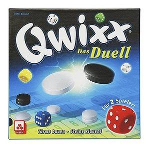 Quixx Duell. Würfelspiel