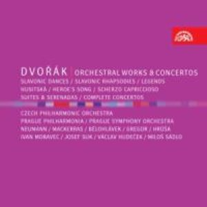 Orchestral Works & Concertos