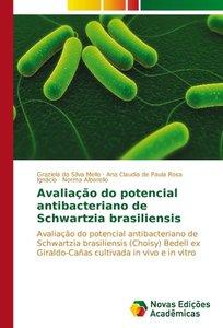 Avaliação do potencial antibacteriano de Schwartzia brasiliensis