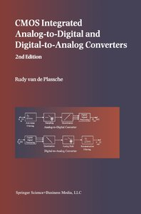 CMOS Integrated Analog-to-Digital and Digital-to-Analog Converte