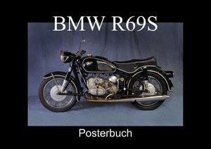BMW R69S (Posterbuch DIN A2 quer)