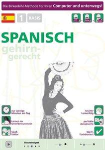 Spanisch lernen 1. Basis. CD-ROM