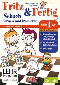 Fritz & Fertig Folge 1 - Schach lernen und trainieren