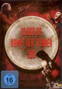 10.000 B.C. & Kampf der Titanen & 300