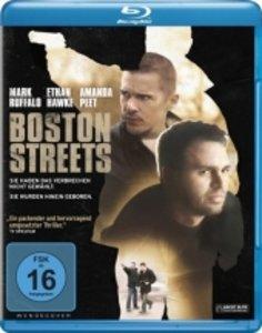 Boston Streets-Blu-Ray Disc