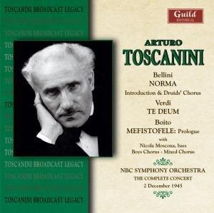 Verdi Te Deum/Toscanini
