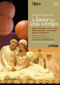 Liebe Zu Den Drei Orangen