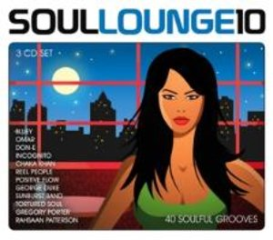 Soul Lounge 10-40 Soulful Grooves