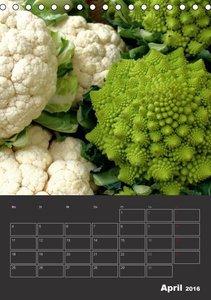 Natürliche Kost 2016 (Tischkalender 2016 DIN A5 hoch)