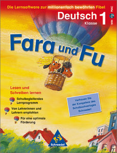 Fara und Fu. Deutsch 1. CD-ROM für Windows 95/98/2000/MacOS ab 8