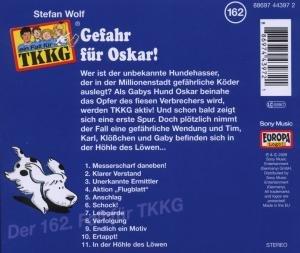 TKKG 162 Gefahr für Oskar!