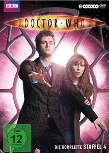 Doctor Who - Staffel 4 - Komplettbox