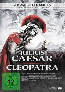 Julius Caesar & Cleopatra