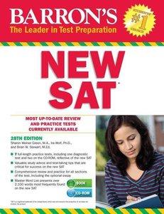 Barron's New SAT w/CD-ROM