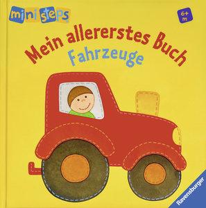 Mein allererstes Buch: Fahrzeuge
