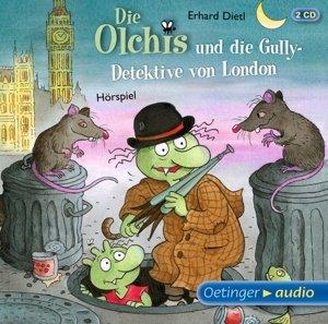Die Olchis und die Gully-Detektive von London (2 CD)