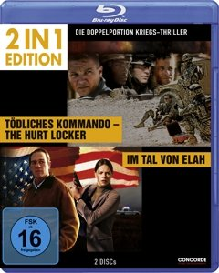2 in 1 Edition: Tödliches Kommando-The (Blu-ray)