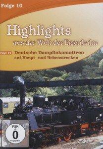 (10)Dampflokomotiven Haupt-& Nebenstrecken