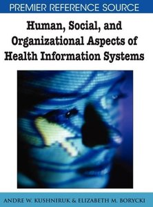 Human, Social, and Organizational Aspects of Health Information