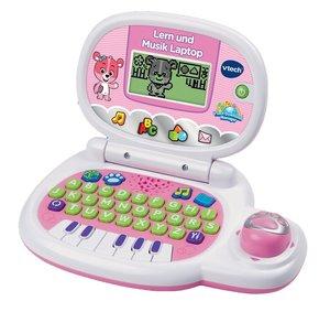 Vtech 80-139554 Lern und Musik Laptop pink
