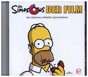 Die Simpsons - Das Original-Hörspiel zum Kinofilm