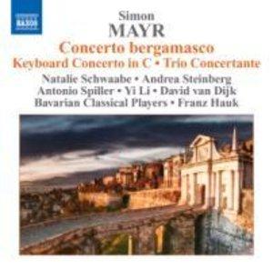 Concerto bergamasco/Cembalokonzert