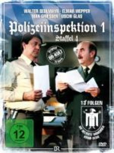 Polizeiinspektion 1 - Staffel 4