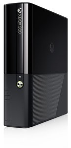 Xbox 360 Konsole Slim, 250 GB (Xbox One Design), Black, inkl. H