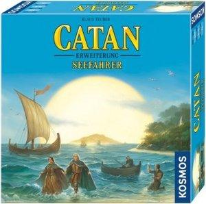 Catan - Erweiterung Seefahrer