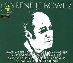 Dirigentenprofile: Rene Leibowitz
