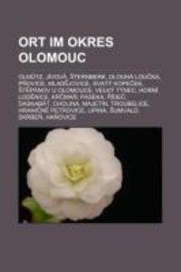 Ort im Okres Olomouc
