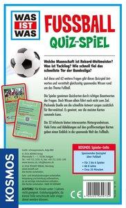Was ist Was Fußball Quiz-Spiel