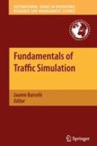 Fundamentals of Traffic Simulation