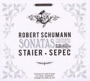 Sonaten Für Klavier & Violine