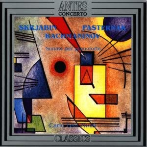Scriabin/Pasternak:Klaviersonaten