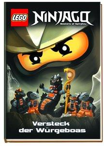 "LEGO Ninjago ""Versteck der Würgeboas"""